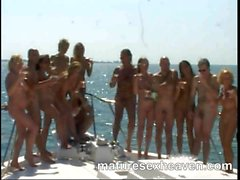 Me and my friends Leggi tutto Yacht Orgie Part 4