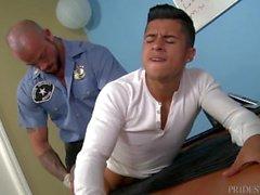 Ladra viene catturato e punito