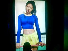KPOP coreana dell'idolo Seolhyun AOA cum omaggio
