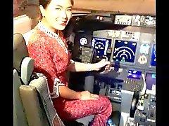 Lo scandalo private trapelato - dell'assistente di volo