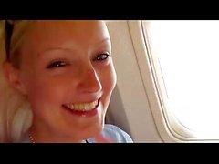 Boquete no avião