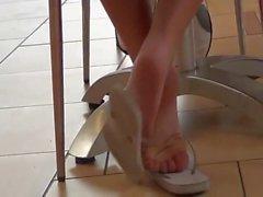 Candid feet #65