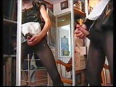 Pantyhosed Девицы