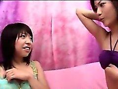 Girl Seduced By A Lesbian