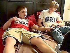 vieillards nus pieds gay Deux service Twinks Un Jock