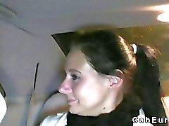 namorada enganado bateu em falso táxi por vingança