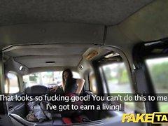 Fake Taxi pitkä brunette pitkät seksielokuvien sukupuoli kasvot
