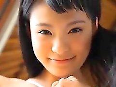 Hermoso Colegiala japonesa softcore