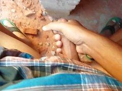 del handjob umana del Bangladesh