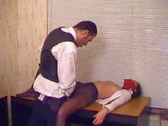 Jefe de Chloroform y de Violación ella Secretario en el Gabinete