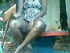 vaimoni puistossa