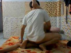 Die VietNam Hochschullehrer Lust mit seinem Schüler auf cam - P, 1
