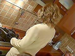 Anale à la cuisine
