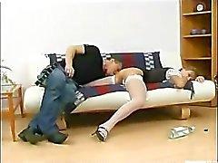 Dronken Russische Girl