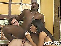Bisexual threesome xxx