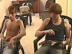 Гей мировое порно волосатого мексиканские Джареда нервничают о своей первой Тимом