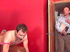Husband mange une Charger Monsterous du de sperme réduction sur