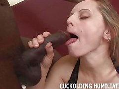 Su gran polla negro me puede dar el orgasmo Merezco