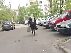 Cum video milf mature on high heels