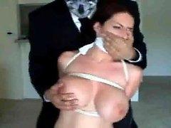 Евро лесбиянка BDSM Fetish Slave