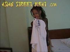 Asya Sokak Kasap Sansasyonel bir Sphicter Cinsiyet Anne 3