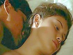 Jane March alle sex scènes uit The Lover