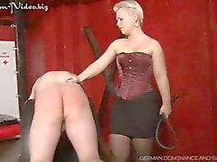 Lady Susan leva seu escravo realmente difícil ( Outtake )