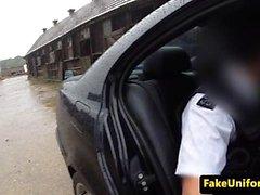 Britannian teini mursi analyysi poliisin