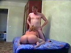 Prostituierten nimmt ihren Client