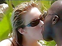 Jessica Mayıs derin onun Mooist pembe kedi büyük bir siyah horozhissediyorum seviyor