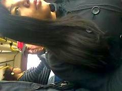 Encoxada Latina otobüs