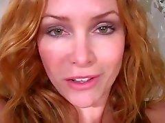 Heather Vandeven JOI di sperma 7 volte con i alla rovescia