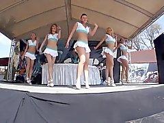 ragazze sexy danza stesso sexy della assolutamente da vedere