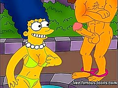 dos Simpsons de sexo