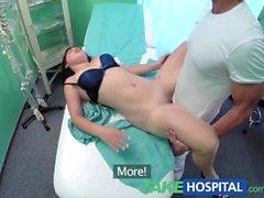 FakeHospital Bella il paziente vietnamita concede medico una ricompensa sessuali