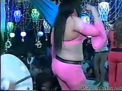 Arabische Belly Dancer Gamda