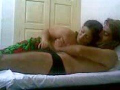 Bangladeşli Sıcak Çift