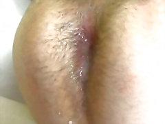 Выходец из Латинской Америки Геи Жесткое анальным сексом с кончина в задницу