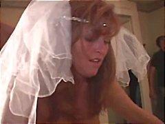 Braut heiratet von zwei schwarze Jungs ihrer Hochzeitsnacht entbeinten
