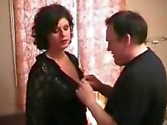 Granny Marie Gets Fucked By Two Dudes And Receives Loads mature mature porn granny old cumshots cums