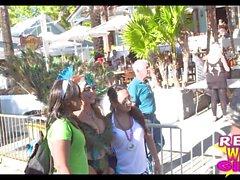 Rue Sexy Clignotants Fantaisie Fest Key Floride Ouest