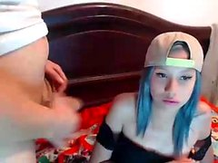 teini blowjob webcam imee cum