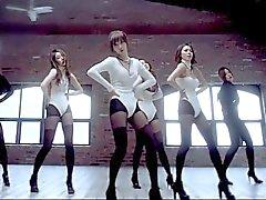 MARIONETTE - XXX a música porno vídeos (coreano , asiática , meias )