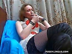 Ass et Pussy Worship