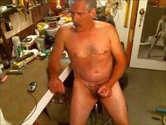 Mature men cumshot compilation 5