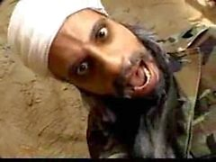 Talibanes pareja sucia o mojada EE.UU. Reportero de