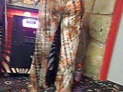 Ioga Calças Jogos de booty