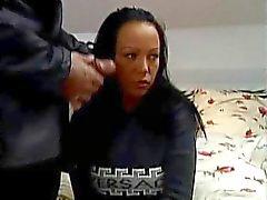 Duits meisje Barbara sprak in neuken in een motel