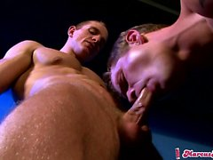 Marcus Mojo, Trent Diesel and Sebastian Young in a sexy