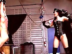 Enjoy watching Mistress Victoria